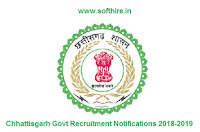 Chhattisgarh Government Jobs
