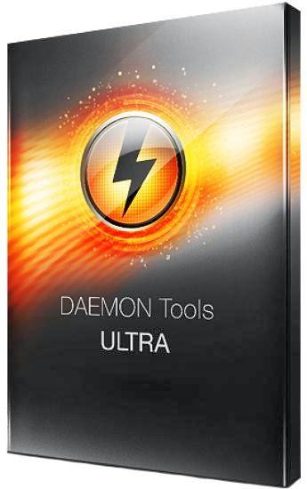 تحميل برنامج daemon tools ultra كامل