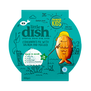 Little Dish Bigger Kids Fisherman's Pie