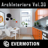 Evermotion Archinteriors vol.30室內3D模型第30期下載