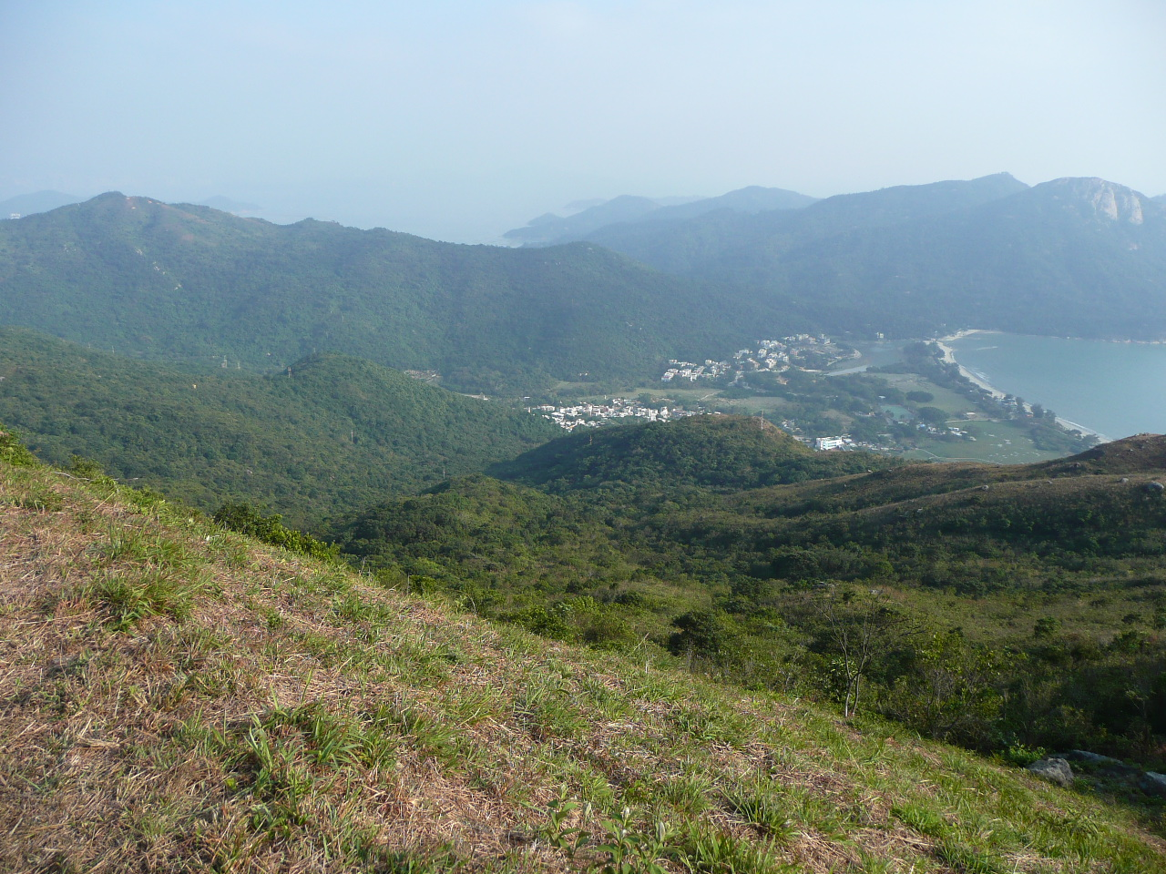 hong kong country outlook essay