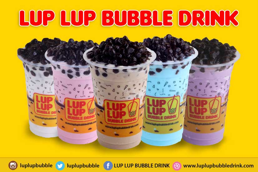 Franchise Minuman Bubble Drink Modal Kecil
