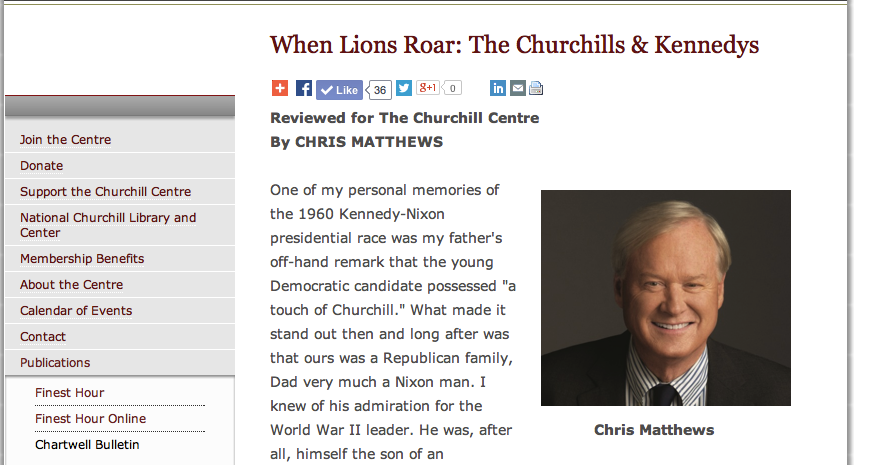 Thomas Maier Books: HARDBALL's Chris Matthews Reviews and ...
