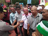 Forum Rakyat Bersatu Sumut Dukung Polda Berantas Mafia Tanah