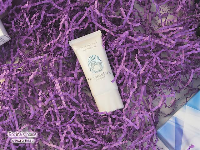 Очищающая пенка Omorovicza Cleansing Foam: отзывы