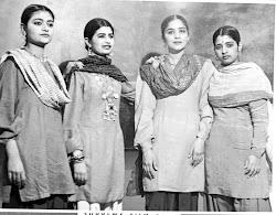Scenes from the Drama Festival at New Delhi November 1949