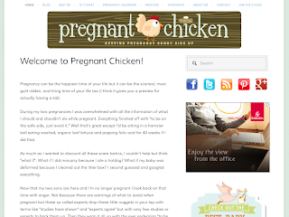 8 Pregnancy Websites I Found Most Useful - The Chill Mom