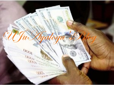 Naira appreciates to N363 per dollar
