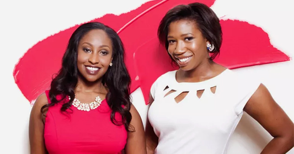 Founders of Mented Cosmetics