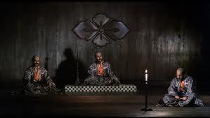 Tatsuya Nakadai as Akira Kurosawa's Kagemusha, The shadow warrior
