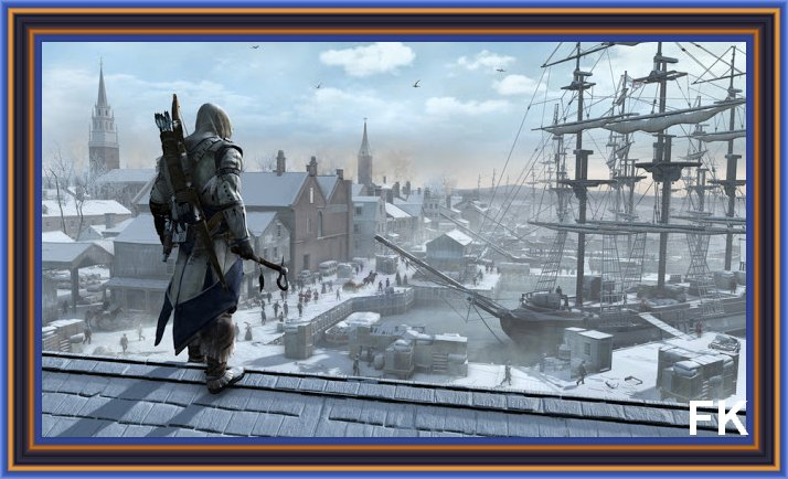 Assassin's Creed 3 Pc Game Free Download Full Version