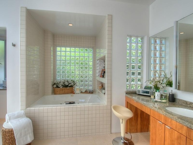 Photo of modern bathroom