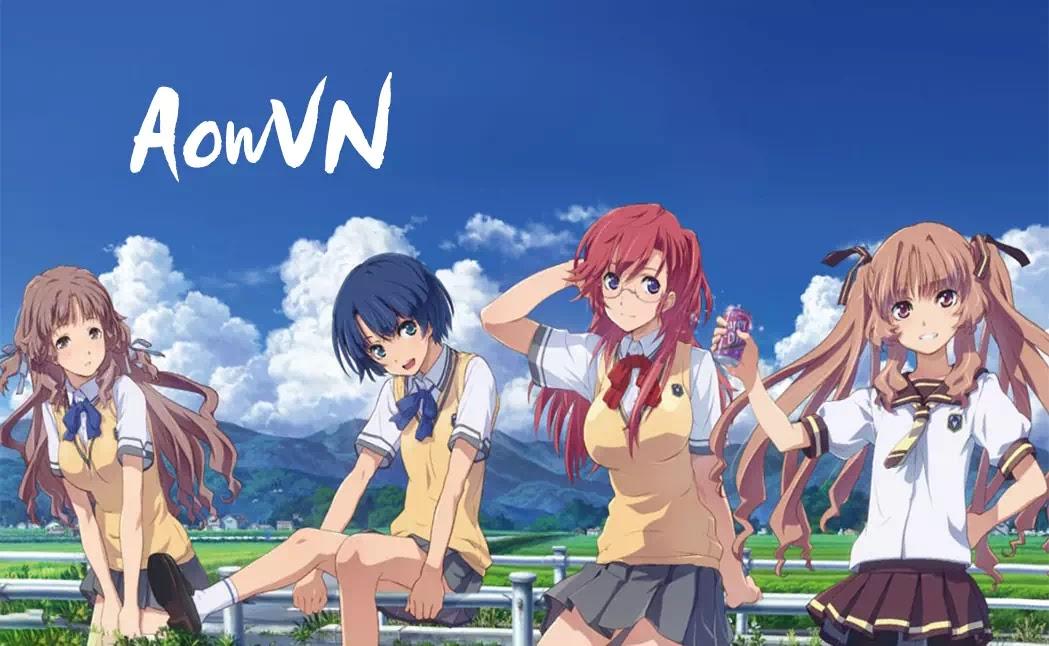 AowVN.org minz%2B%25285%2529 - [ Anime 3gp Mp4 ] Ano Natsu De Matteru BD | Vietsub - Anime tình cảm học đường hay