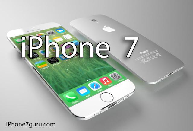 iPhone 7 Curve Design