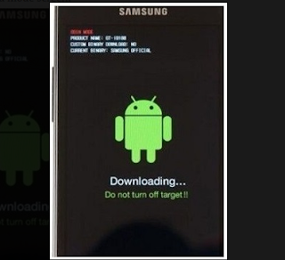 Samsung Download Mode