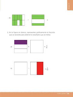Apoyo Primaria Desafíos Matemáticos 4to. Grado Bloque III Lección 51 Sumas y restas I