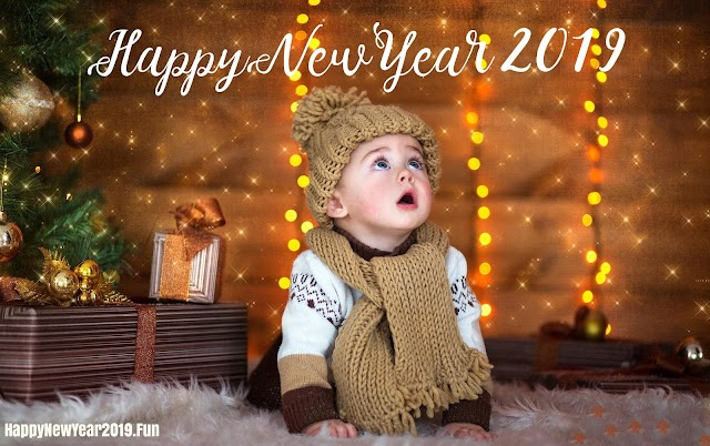 The Secret of Successful HAPPY NEW YEAR BABY