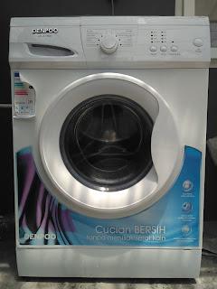 Permasalahan Umum Mesin Cuci Bukaan Depan/Front Loading