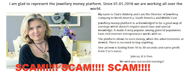 Jewellery Web-Selldiam.com SCAM, scam website, scam PTC site
