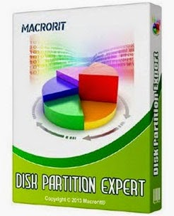 Macrorit Disk Partition Expert 3.8.0 + Key