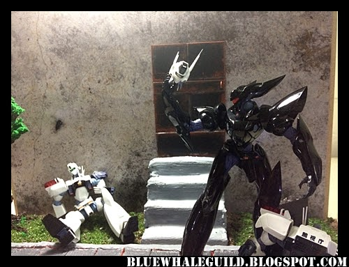 ความตายสีดำ Robot Tamashii Type Labor Griffon
