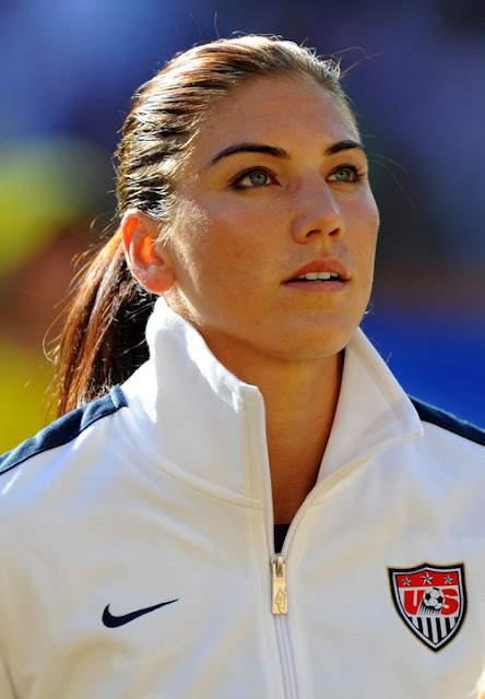 Hope Solo: Olympics Gold Medalist who Lives Life at Her