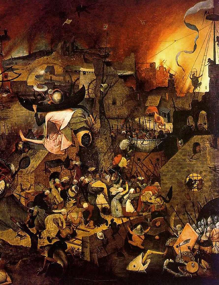 Dull Gret, Pieter Bruegel o Velho (1526-1569)