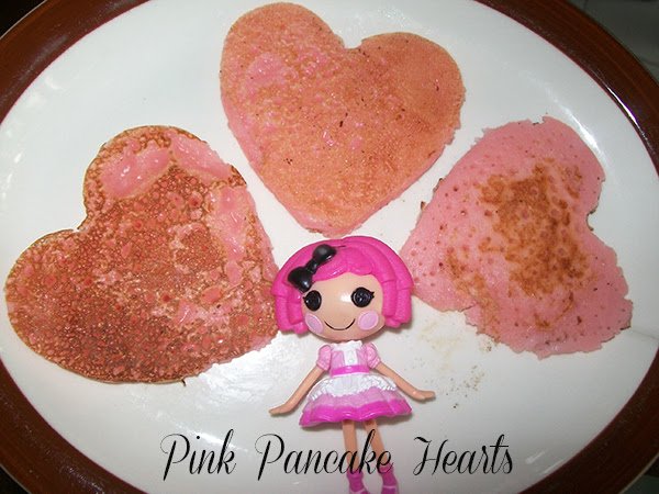 DIY Foodie: Heart Shaped Pancakes