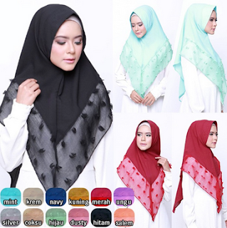 Model Hijab Instant Modifikasi