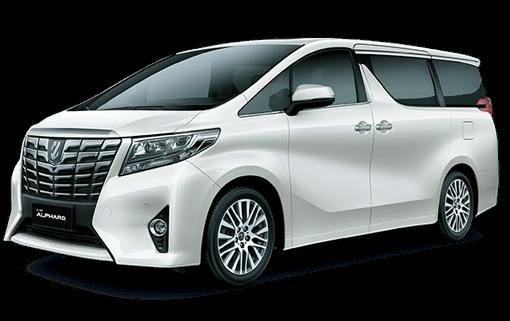 Sewa Mobil Alphard Semarang
