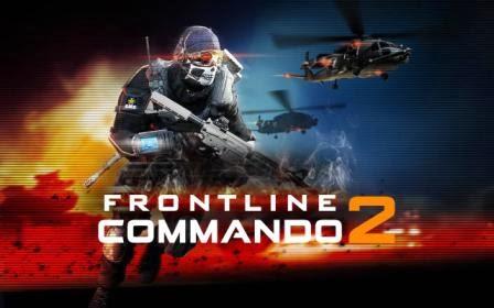 Download FRONTLINE COMMANDO 2 APK+DATA (MOD Unlimited Money)