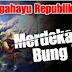 Kartu ucapan hari Kemerdekaan Indonesia
