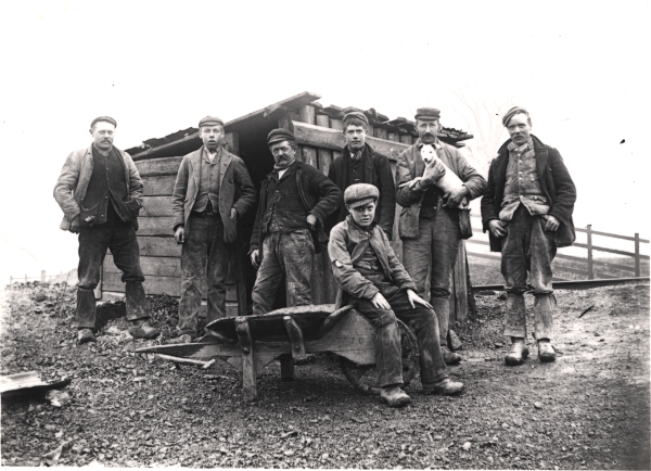 Christmas Village Fun Blog Quot Navvies Quot Builders Of English
