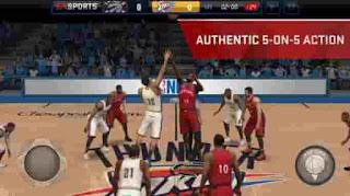 لعبة NBA Live