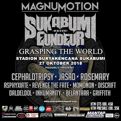 "Sukabumi Eundeur 2018 ""Grasping The World"""