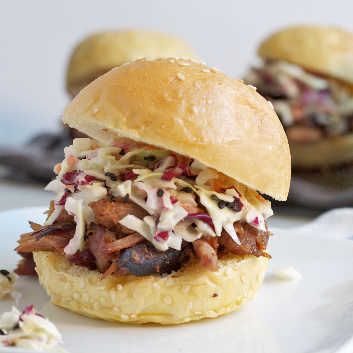 Dude Food: Star-Anise Spiced Pulled Pork