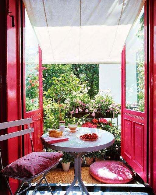 Small Balcony 9