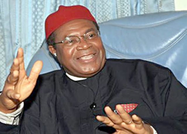 Nigeria Pushing Us To Secede Again - Nwodo