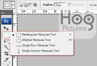 Fungsi Marquee Tool: Seleksi Objek di Photoshop dengan Cepat - Hog Pictures