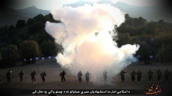 Conflicto en Afganistán Taliban%2BReleases%2BPictures%2BOf%2BIts%2BSpecial%2BForces%2BTraining%2BIn%2BKhalid%2BIbn%2BWalid%2BCamp%2B4