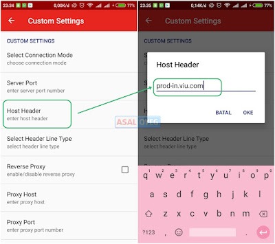 Update Cara Setting Stark VPN Telkomsel Videomax Terbaru 2018