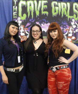 The Cave Girls & Miss Misery