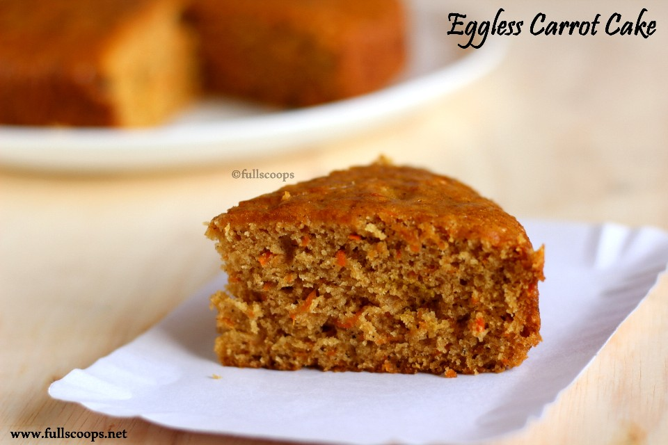 Eggless Cake Recipes From Scratch