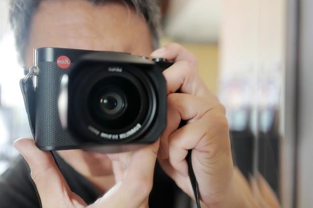 Leica Q test