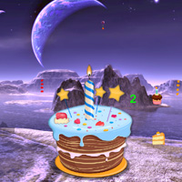 WowEscape Christmas Cake