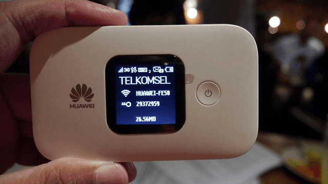 mifi telkomsel memiliki kecepatan yang sangat ngebut