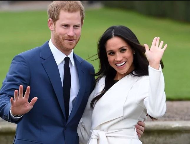 Prince Harry and Meghan Markle reveal details of their royal wedding cake