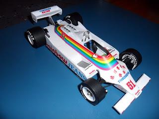 Williams FW-07 Ford RAM - Kevin Cogan GP Canada 1980 Rado Radevicz