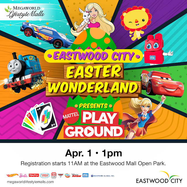 2018 Easter Egg Hunting Activities In Metro Manila