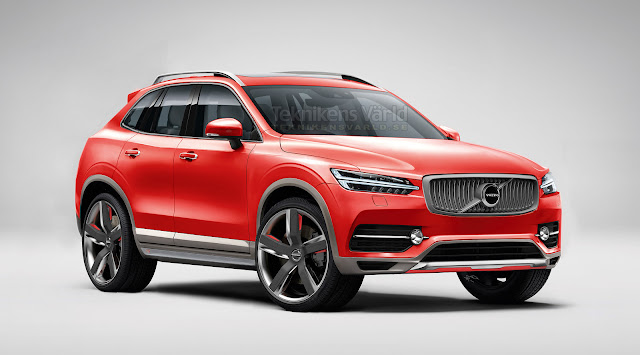 SUV This Will Become New Volvo's Mainstay in the World